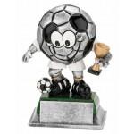 Figurina FG751 Minge fotbal Smiley Face